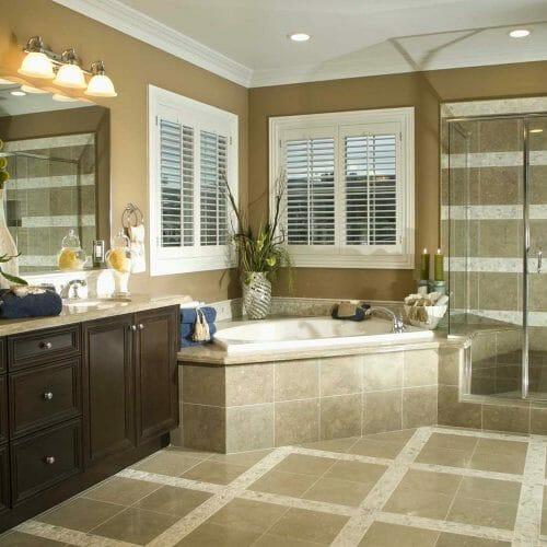 bathroom tile contractor NH