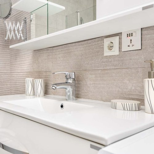 sink modern bathroom 1