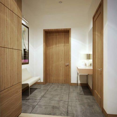 tiled entrance way 1