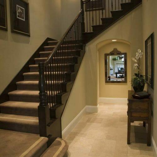 tiled hallway home nh 1