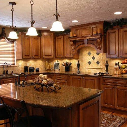 versatile kitchen remodel tile
