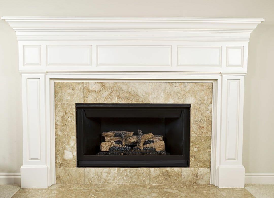 versatile sunset drive fireplace