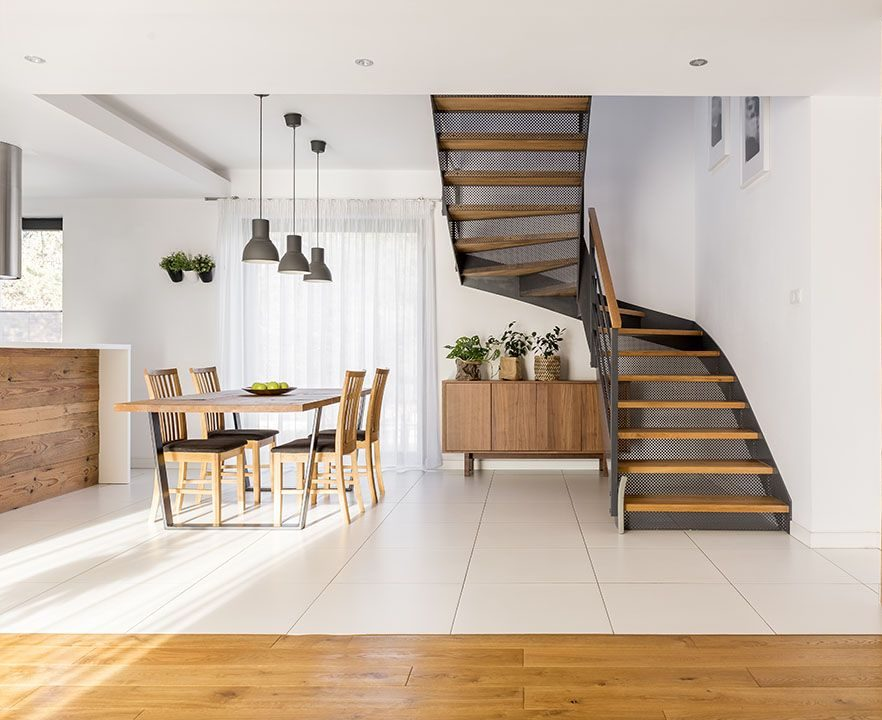Home tiling